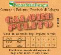 Bollino calore pulito comune di Bologna